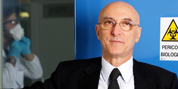 Piero Di Lorenzo IRBM SpA