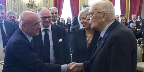 Piero Di Lorenzo Presenta Con Il Ministro Giannini La 4° Edizione Del Bioeconomy Rome Al Quirinale