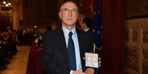 Premio Guido Carli 2016 a Piero Di Lorenzo Presidente dell'IRBM SpA