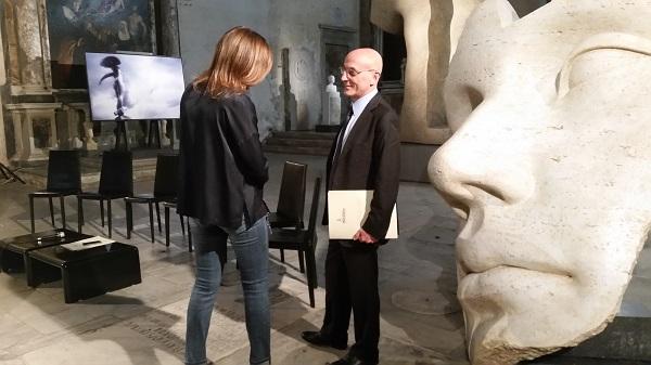 Piero Di Lorenzo Presidente della Fondazione Versiliana