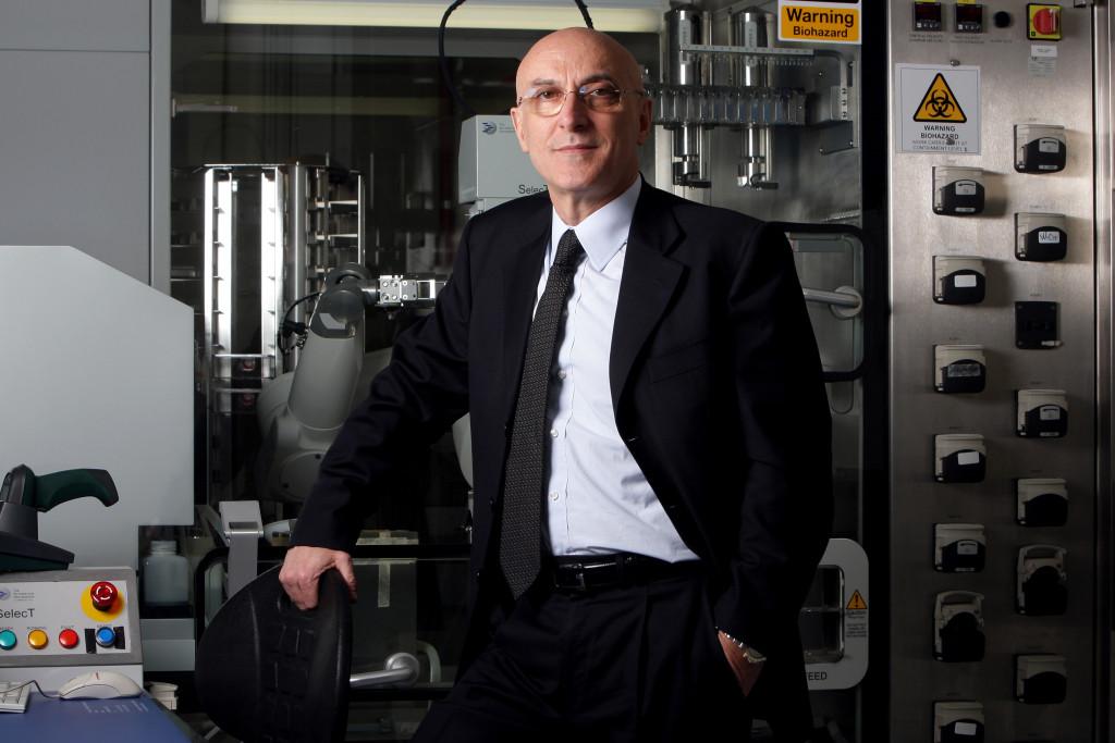 Piero Di Lorenzo, Presidente dell'IRBM SpA