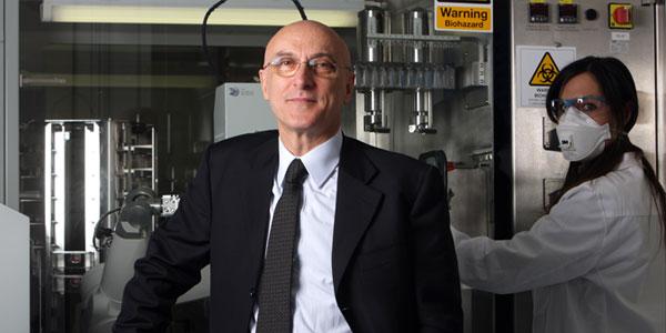 Vaccino Anti-Ebola Scoperto Nei Laboratori Dell'IRBM Di Piero Di Lorenzo
