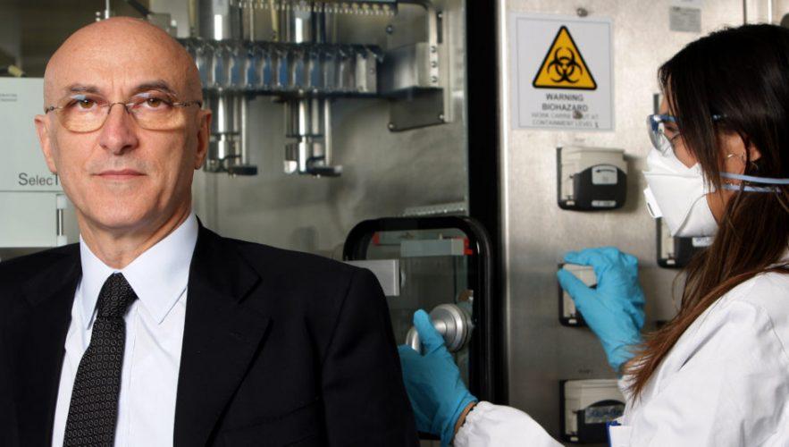 Vaccino Anti-ebola Tutto Il Mondo Guarda All'IRBM Di Piero Di Lorenzo