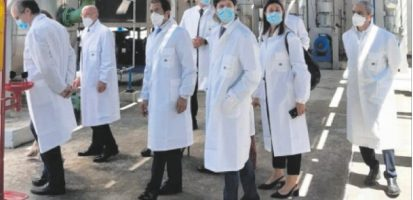 """Visit To IRBM Minister Speranza: """"Italy, A Key Role To Have The Vaccine"""""""