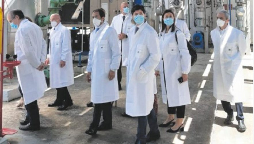 """Visit To IRBM. Minister Speranza: """"Italy, A Key Role To Have The Vaccine"""""""