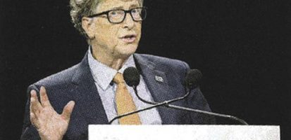 """Vaccine, Bill Gates Pays """"If It Works, I'll Pay For It"""""""